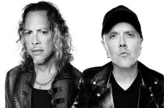 "Lars Ulrich sai Kirk Hammetilta uuden lempinimen: ""Larzy Poo"""