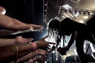Korn lanseerasi oman Docuseriesin: kertoo ensimmäisellä videolla yhtyeen lavashow'n muodostumisesta