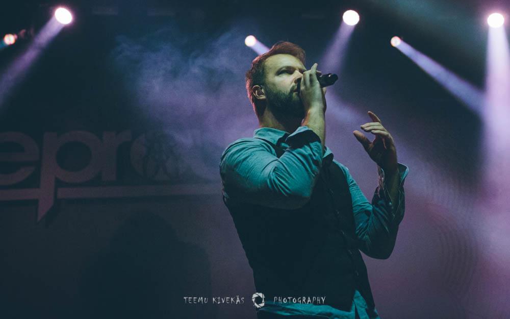 """Leprous julkaisi uudesta """"The Silent Revelation"""" -kappaleestaan musiikkivideon"""