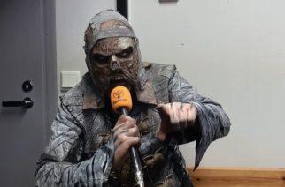 """KaaosTV tapasi Helsingin jäähallissa Lordin kitaristi Amen-Ran: """"Tuleva albumimme on ehdottomasti yksi parhaista, mitä olemme ikinä tehneet!"""""""