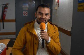 Northlanen Marcus Bridge kertoo KaaosTV:lle, ovatko fanit hyväksyneet hänet bändin nykyisenä laulajana