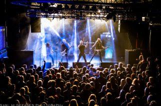 Omnium Gatherum pestasi Arch Enemyn entisen kitaristin Nick Cordlen tuleville kiertueilleen kitaristiksi — Joonas Koto jättänyt yhtyeen