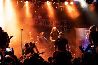 Nosturin viimeiset death metal -henkäykset: Omnium Gatherum, In Mourning, Survivors Zero ja I Revolt Nosturissa