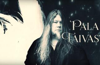 """Burning Pointista, Stargazerysta sekä Ghost Machinerysta tunnetulta Pete Ahoselta uran ensimmäinen soolosingle """"Pala taivasta"""""""