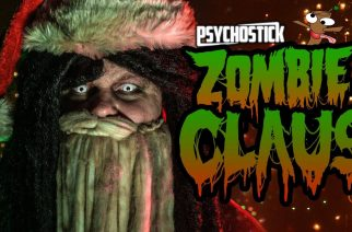 "Psychostick versioi Rob Zombien ""Dragulan"" hieman jouluisempana versiona"