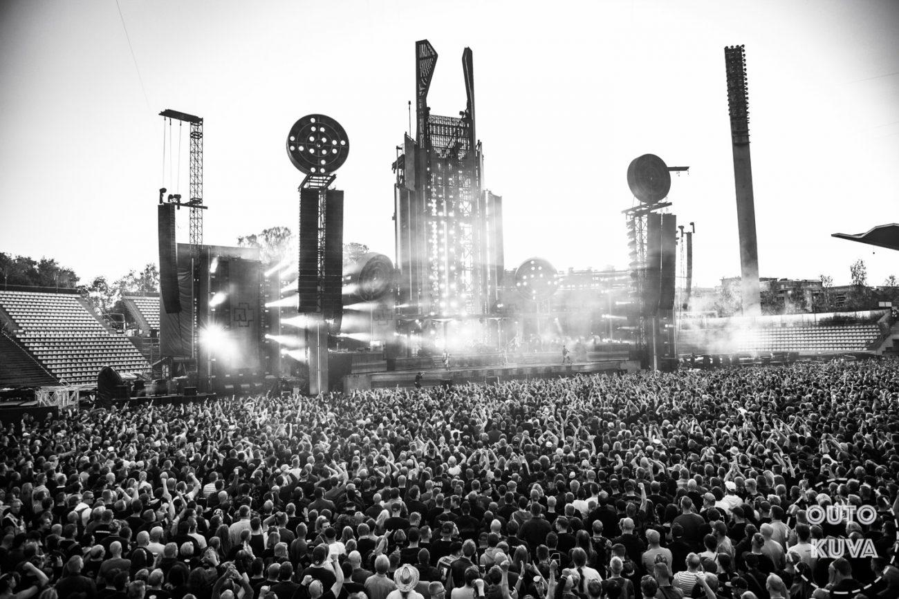 Rammstein laajeentaa Euroopan-kiertuettaan ensi vuonna: lisää keikkoja julki