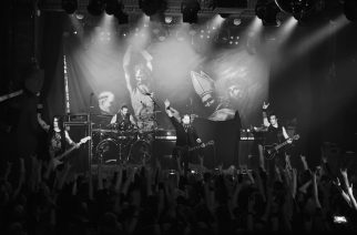 Moonspell sekä Rotting Christ lumosivat yleisön loppuunmyydyllä Tavastialla: katso kuvat keikalta
