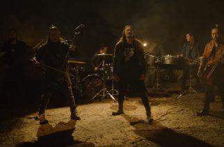 """Mongolian hunnirock-komeetta The HU julkaisi videon yhdessä Papa Roachin Jacoby Shaddixin kanssa tehdystä """"Wolf Totem"""" -kappaleesta"""