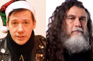 "Ghostin Tobias Forge: ""Mielestäni Slayerin Tom Araya sopisi hyvin joulupukiksi"""