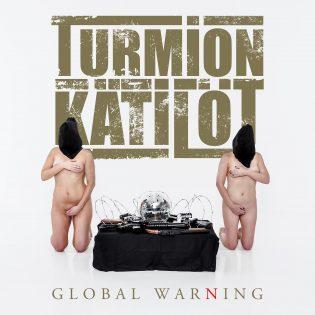 """Toisaalta onnistunut levy suurelle metalliyhtyeelle, toisaalta kaavoihin kangistunutta ja puuduttavaa – arvostelussa Turmion Kätilöiden """"Global Warning"""""""