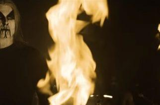 """Norjalainen black metal -yhtye 1349 julkaisi Vesa Rannan ohjaaman musiikkivideon """"Through Eyes Of Stone"""" -kappaleestaan"""