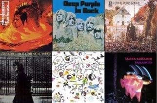 Aikamatka 50 vuoden taakse rockmusiikin alkulähteille: nämä albumit täyttävät 50 vuotta tänä vuonna