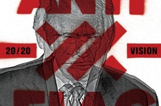 """""""Toimivin 'A.F.' -albumi sitten vuosituhannen alkuvuosien"""" – arvostelussa Anti-Flagin """"20/20 Vision"""""""