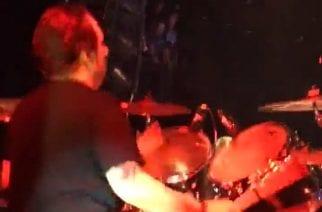 """Slayeria oikeaoppisesti: katso video Dave Lombardosta soittamassa """"Angel Of Death"""" -kappaletta Metal Allegiancen kanssa"""