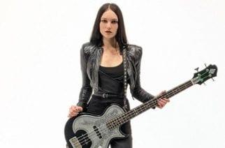 Dragonforcen uusi basisti selvillä: Alicia Vigil liittyy yhtyeeseen