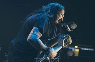 Progemetallin suuruus Dream Theater Helsingin jäähallissa