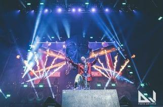 Bongaatko itsesi videolta? Five Finger Death Punch julkaisi videokoosteen Helsingin-keikaltaan