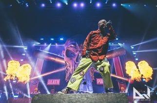 Five Finger Death Punchin Jason Hook astuu syrjään bändin kiertueelta terveysongelmien takia: kitaravirtuoosi Andy James tuuraamaan