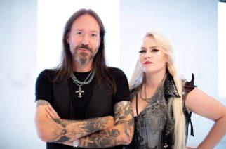 """Hammerfall julkaisi videon yhdessä Battle Beastin Noora Louhimon kanssa tehdystä """"Second To One"""" -kappaleesta"""