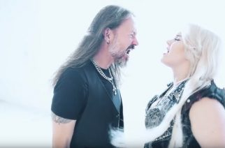 """Hammerfall julkaisemassa videon yhdessä Battle Beastin Noora Louhimon kanssa tehdystä """"Second To One"""" -kappaleesta: traileri katsottavissa"""