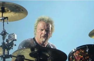 Tuore video todistaa Aerosmithin estäneen Joey Kramerin pääsyn yhtyeen harjoituksiin