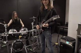 Kurkkaus kulissien taakse: Megadeth julkaisi videokoosteen keikaltaan Tanskasta