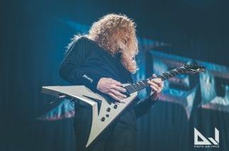 Karanteenilahja Megadethilta – yhtyeen konsertti vuoden 2018  Resurrection Festiltä katsottavissa
