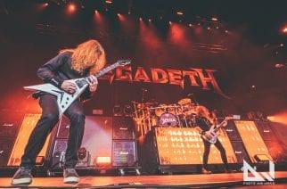 Megadeth-kitaristi Kiko Loureiro julkaisi materiaalia yhtyeen harjoituksista – video katsottavissa