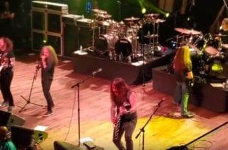 Metal Allegiance päätyi sitten coveroimaan Slayeria keikallaan Anaheimissa yhdessä Gary Holtin sekä Dave Lombardon kanssa: katso video kerrassaan huikeasta vedosta