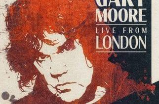 """""""Täyteläisen sähköistä bluesia haudan takaa"""" – arviossa Gary Mooren """"Live From London"""""""