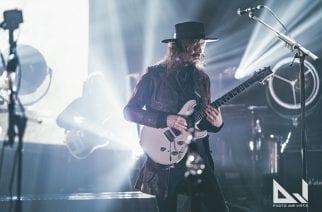 Naapurisuhteita vahvistamassa – Opeth Black Boxissa Helsingin jäähallissa