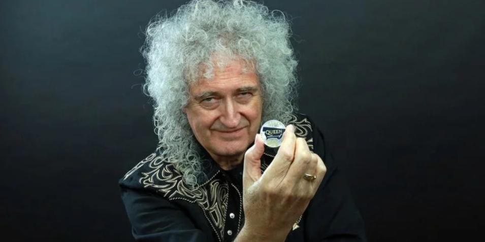 Queenin Brian May kertoo olevansa onnellinen siitä, että hän on ylipäätänsä enää elossa terveyshuolien jäljiltä