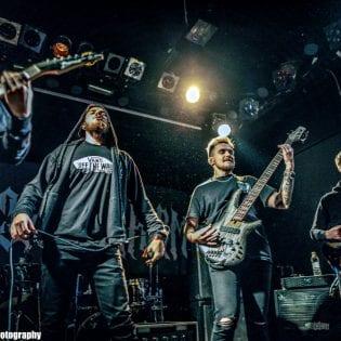 """Kotimainen modernia metallia esittävä Chronoform julkaisi uuden kappaleensa """"Obsession"""""""