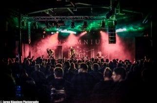 Gootteja, keppanaa ja nostalgiaa: kolmatta kertaa järjestetty Seinäjoki Metal Festival kokosi kuuden bändin ja genren kavalkadin Etelä-Pohjanmaalle