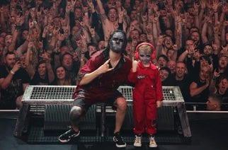 Slipknot tarjosi viisivuotiaalle fanilleen ikimuistoisen illan Birminghamissa: Katso valokuvia sekä videoklippi bändin ja nuorukaisen yhteishetkistä
