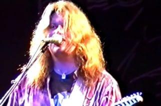 Stratovariuksen keikka Tavastialta vuodelta 1992 katsottavissa kokonaisuudessaan