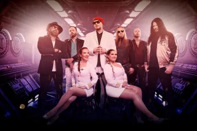 """The Night Flight Orchestra julkaisi kesän ensimmäisestä päivästä """"Burn For Me"""" -kappaleen musiikkivideon kera"""