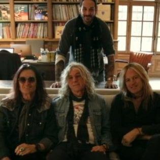 """The Dead Daisies julkaisi uuden """"Unspoken""""-singlen ja lyriikkavideon"""