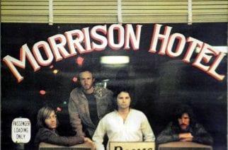 """""""Liskokuningas ja pojat näyteikkunassa"""" – Klassikkoarvostelussa The Doorsin 50 vuotta täyttävä """"Morrison Hotel"""""""