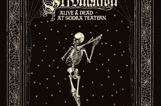 """Aavemaista tunnelmointia – arviossa Tribulationin """"Alive & Dead At Södra Teatern"""""""