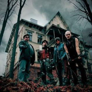 The Dogshit Boys julkaisi nuuskasta kertovan death metal-punk-singlen