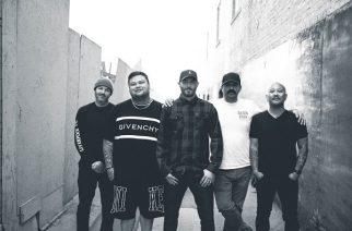 Parkway Drive -nokkamies vierailee The Warriorsin tuoreella kappaleella