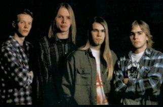 """Death metalin ystäville herkkua: mm. Nightwishin Kai Hahdon ja Rotten Soundin Keijo Niinimaan 1990-luvun yhtyeen Vomituritionin """"A Leftover"""" -albumi kokee uudelleenjulkaisun huhtikuussa"""