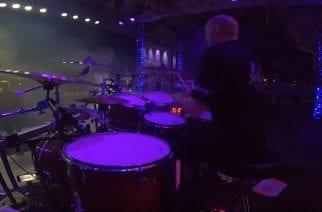 """Wintersunin rumpali Heikki Saari julkaisi rumpuvideon """"Starchild"""" -kappaleen esityksestä 70000 Tons of Metal -risteilyltä"""