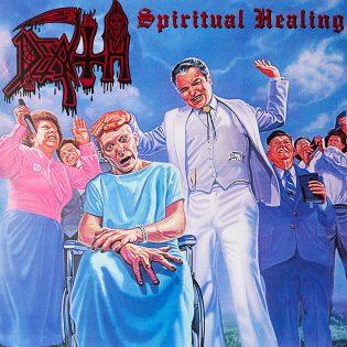 """""""Teknisen ja yhteiskuntakriittisen death metalin ensiaskeleet"""" – Klassikkoarvostelussa Deathin 30-vuotias """"Spiritual Healing"""""""