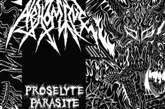 """Mustaksi kuolonmetalliksi melkoinen loinen – arviossa Abhominen toinen julkaisu """"Proselyte Parasite Plague"""""""