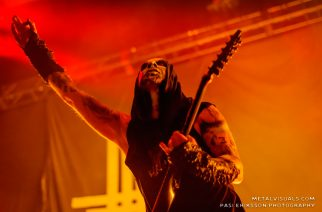 Behemoth - Hartwall Arena 24.02.2020