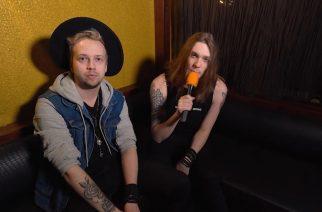 """KaaosTV tapasi uuden """"Violent Pop"""" -albuminsa maaliskuussa julkaisevan Blind Channelin: """"Olemme todella ylpeitä tulevasta albumistamme"""""""
