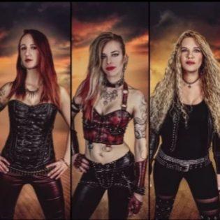 Burning Witches julkaisi uuden singlen ja musiikkivideon