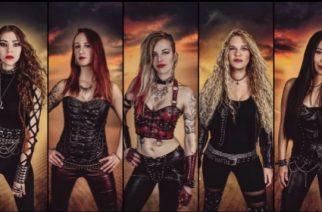 """Sveitsiläistä heavy metal -osaamista: Burning Witches julkaisi videon """"Dance With The Devil"""" -kappaleestaan"""